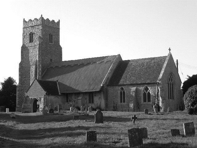 St Botolph's Iken
