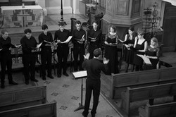 IKENS 2015 Full choir singing
