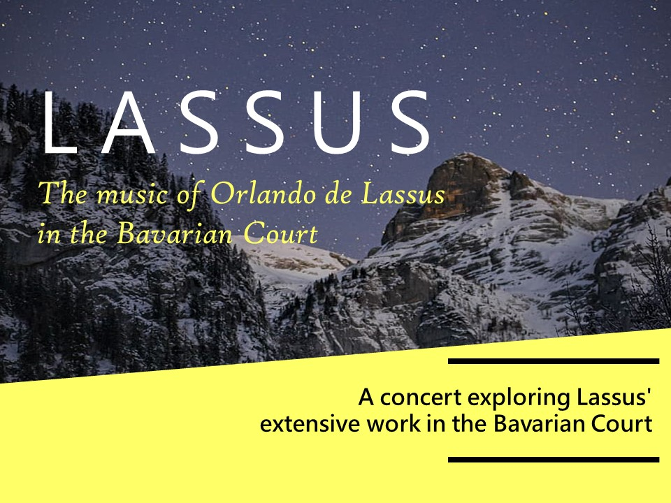 Lassus in Munich