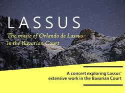 Lassus in Munich