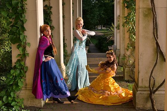 Prinzessinnenparty, Prinzessinnen für Geburtstag, Prinzessinnen für Kindergeburtstag, Prinzessin Buchen Deutschland, Österreich, Schweiz