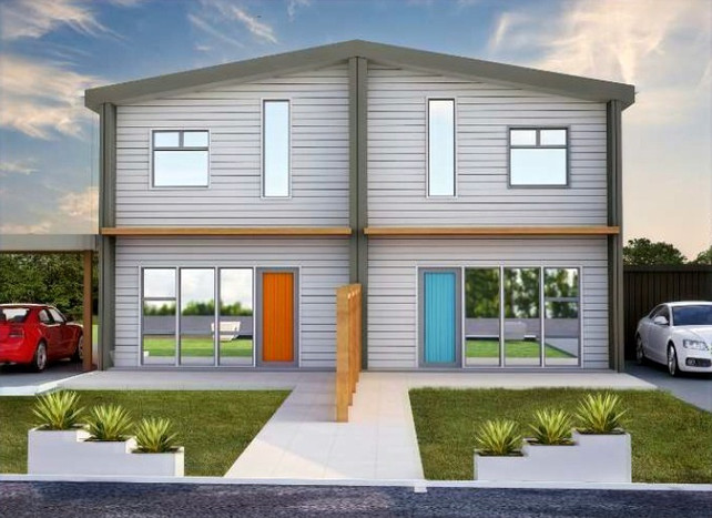 Townhouse Development