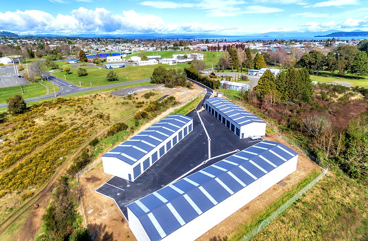 Main aerial photo 256 Spa Road STORAGE S