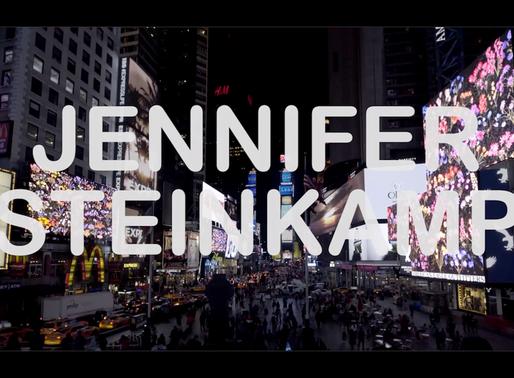 Interview with Jennifer Steinkamp