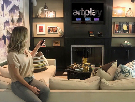 PAIR YOUR DEVICE - Apple TV