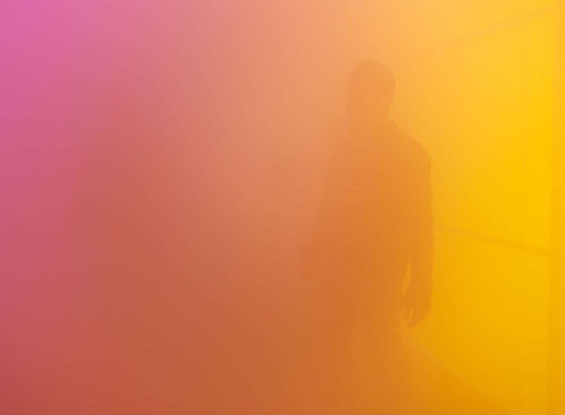 Ann Veronica Janssens: HOT PINK TURQUOISE