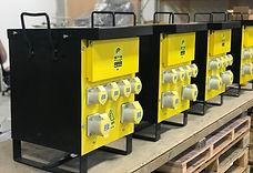 10 kva site transformer for temporary site services