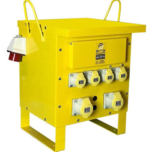 10 KVA Transformer Plug & Go 400/110v