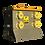 Thumbnail: 110 Volt MCB Protected Distribution Box 4x16A sockets - 32Amp Input Plug