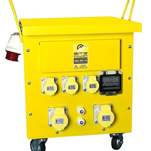 10 KVA Transformer Plug & Go 400/110v XLC Fully Mobile