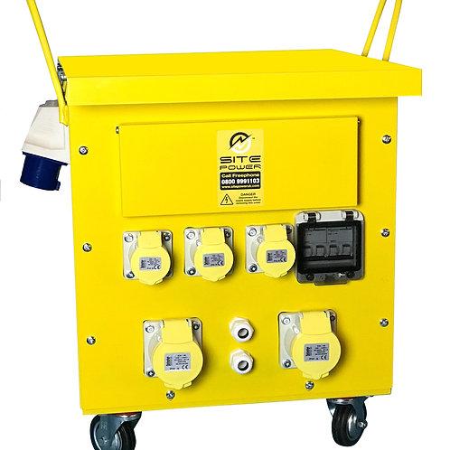 10 KVA Transformer Plug & Go 230/110v XLC Fully Mobile