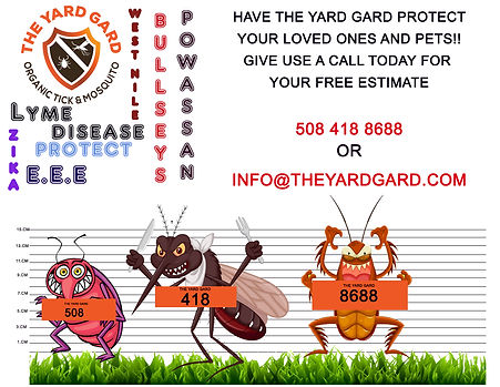 Lyme, Disease, west nile, zika prvention, tick and mosquito control protectt