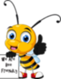 We are a bee frendly company