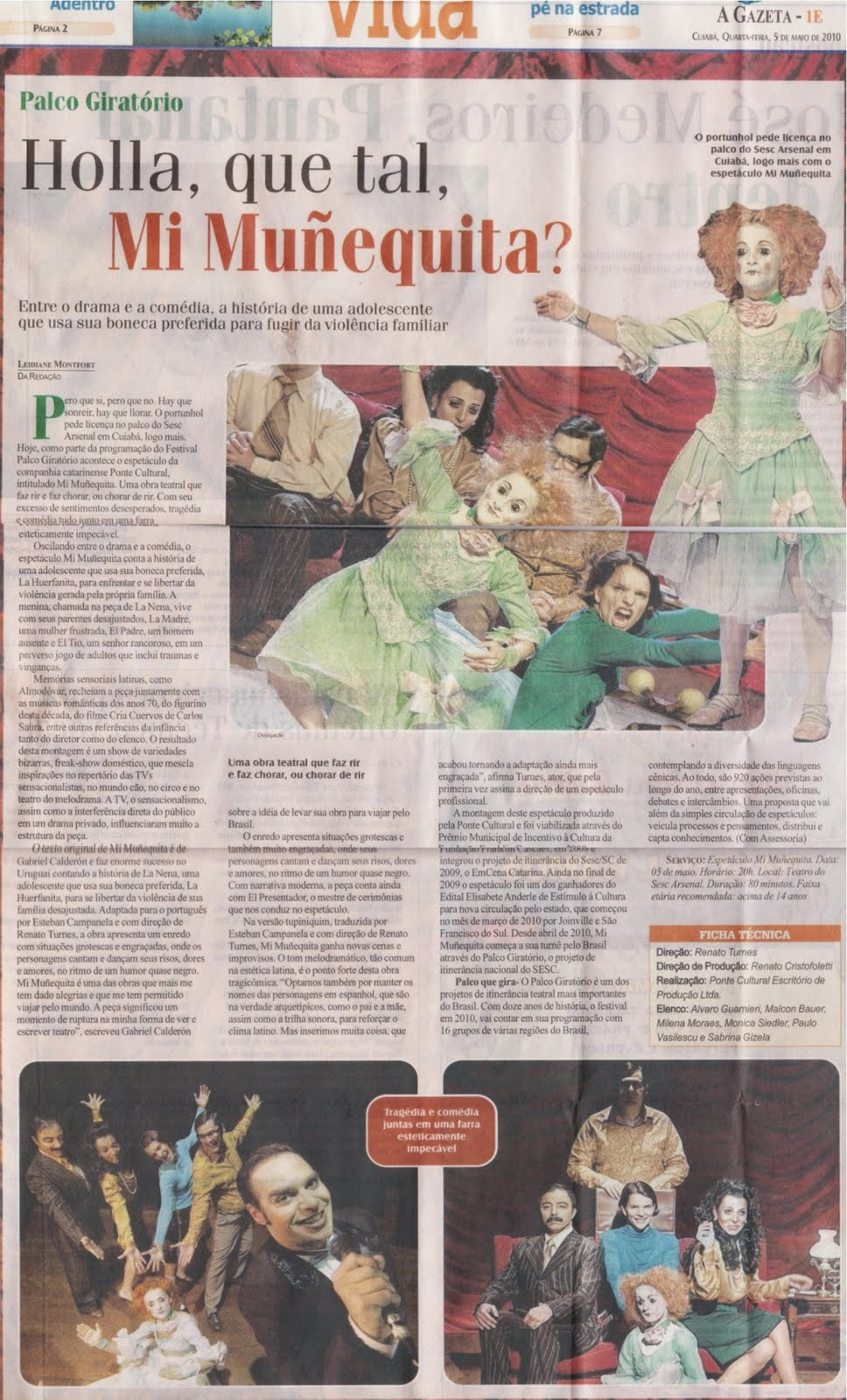 A Gazeta maio10