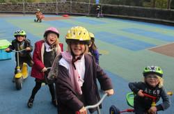 Class 1 bikes