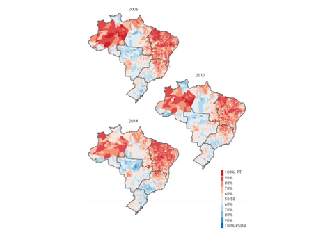 O voto do brasileiro e as eleições de 2018