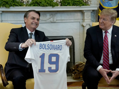 O contexto atual brasileiro no cenário histórico global - ou como chegamos até aqui