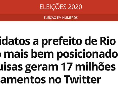 Campanhas 2020 no Twitter