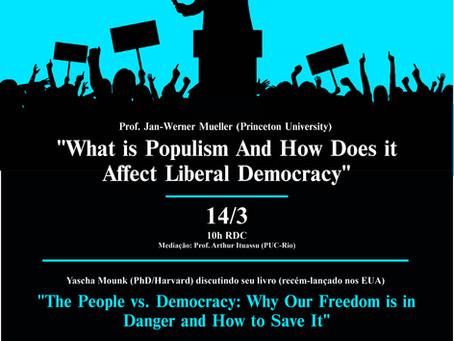 Seminário: Populismo e Democracia