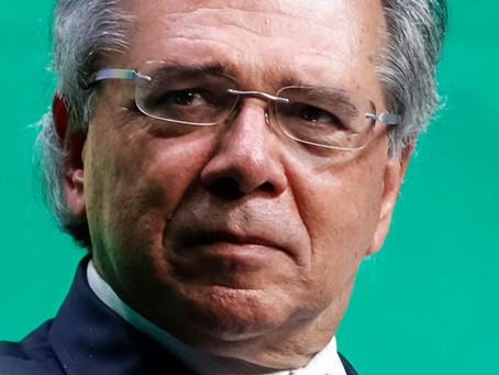A ironia do destino de Paulo Guedes