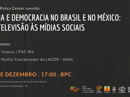 Mídia e democracia no Brasil e no México