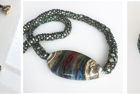 Detailed Process of Lampwork Beadmaking (3rd in a series)
