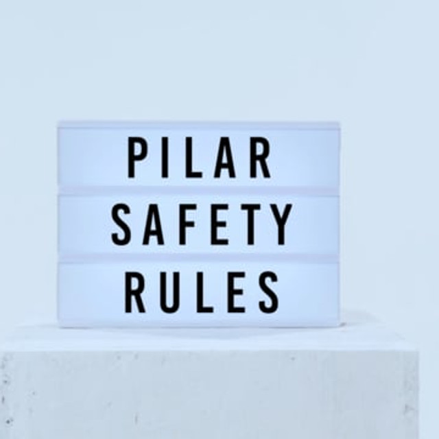 Unilever normas de seguridad