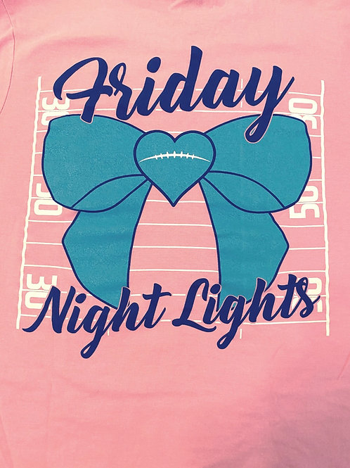Pink Friday Night Lights shirt