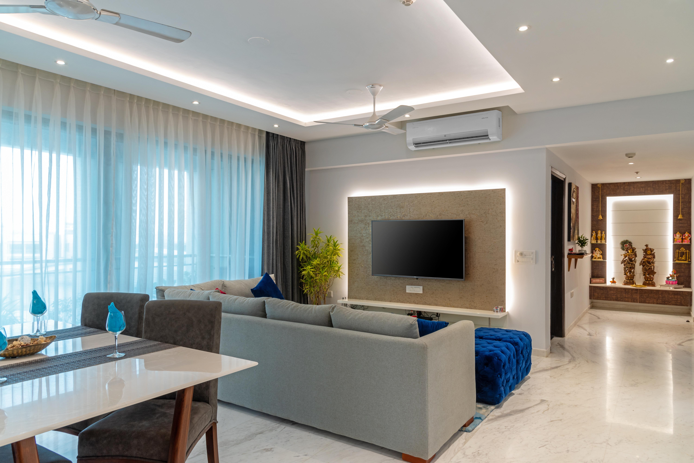 Apartment in TATA Primanti