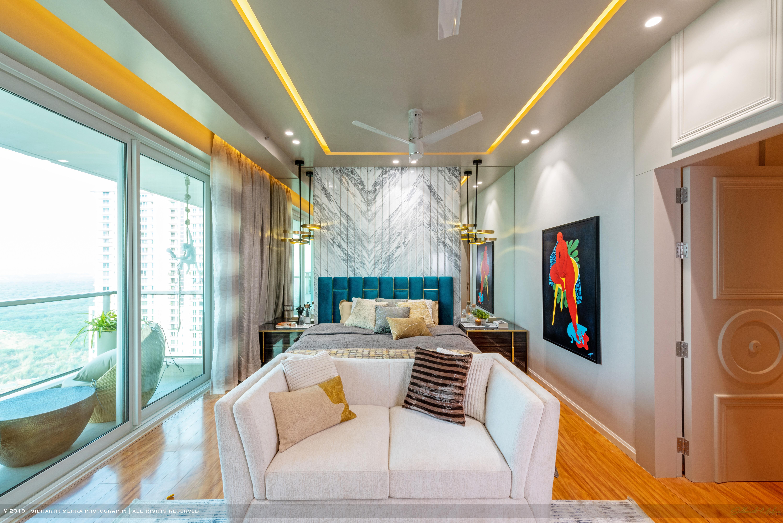DLF Crest Pent House - Essentia Environments