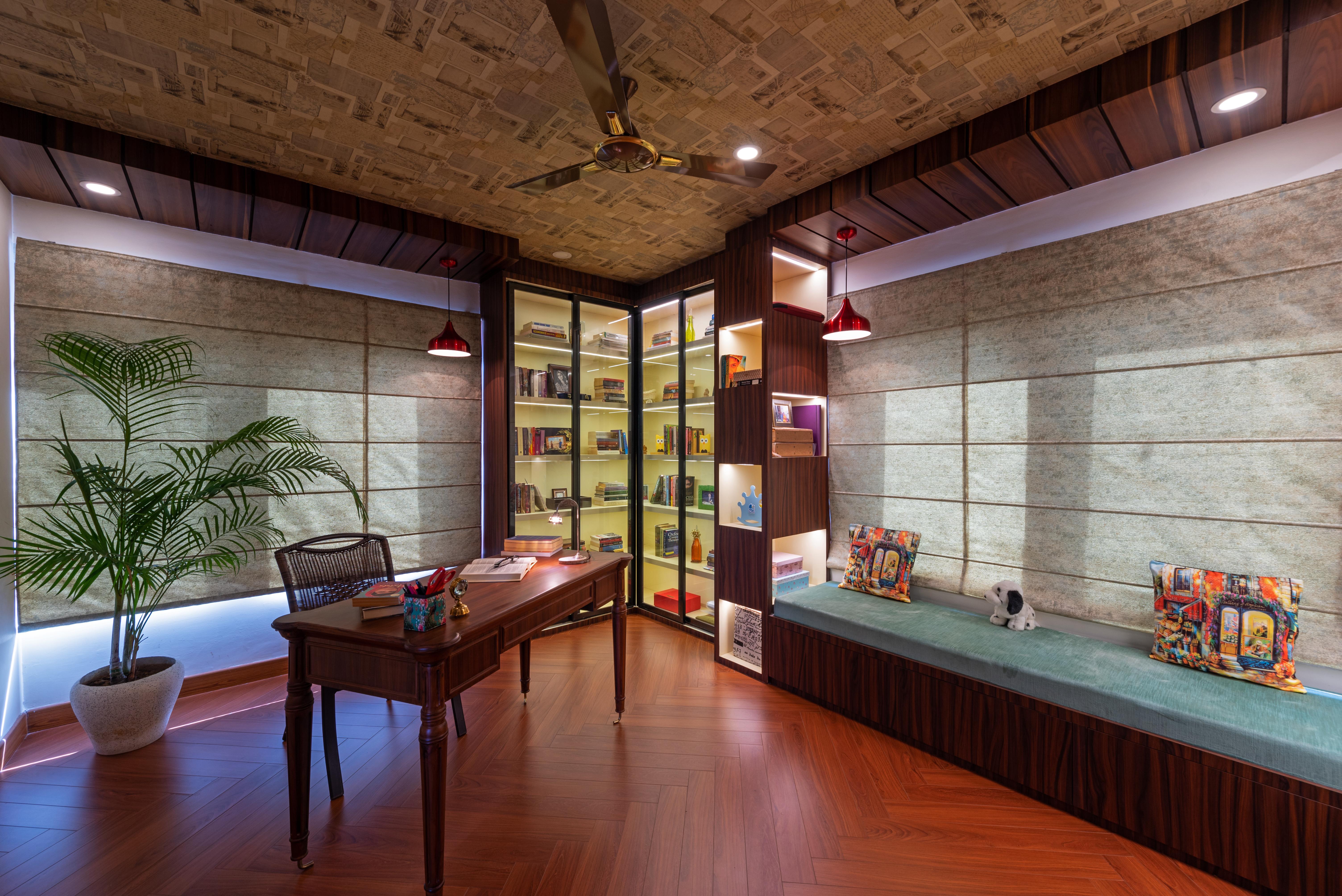 Vasant Kunj Villa - Desigent Design Studio