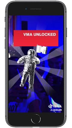 TikTok Partnership: #VMAUnlocked