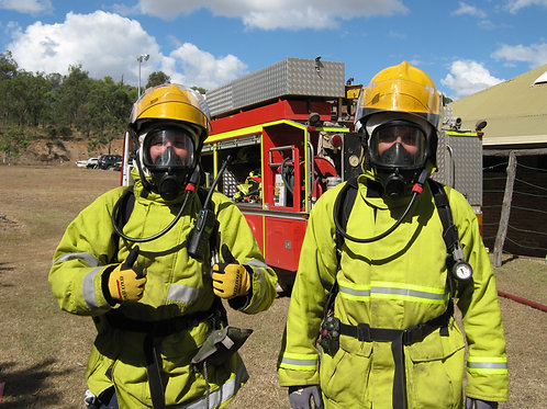 Breathing apparatus (1 day) - 4th July