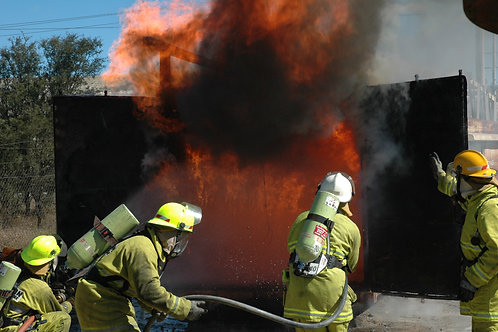 Fire team operations - 5th & 6th July