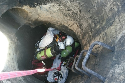Confined space - 8th July