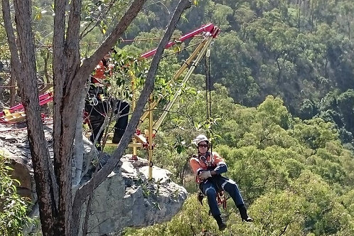 Vertical rescue - 18th - 21st July