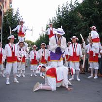 Moixiganga de Vilafranca del Penedès