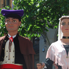 Gegants Petits de Vilanova i la Geltrú