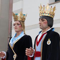 Gegants Reis d'Igualada