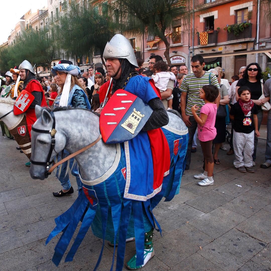 Ball de Turcs i Cavallets de Tarragona