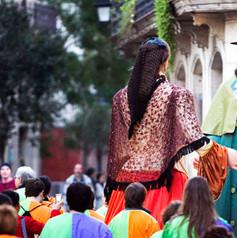 Gegants vells de la Casa de la Caritat o del Carnaval