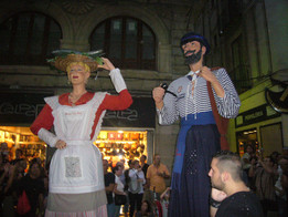 29ª Trobada de gegants de la Barceloneta-Port Vell