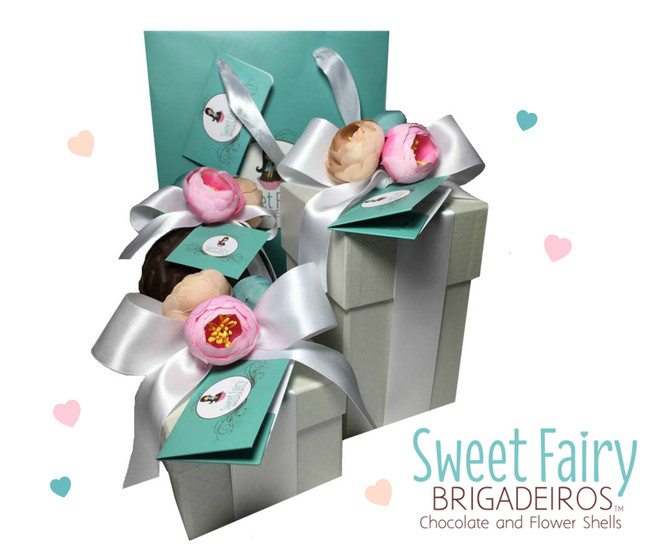 Brigadeiro Gift Box... A Perfect Gift!