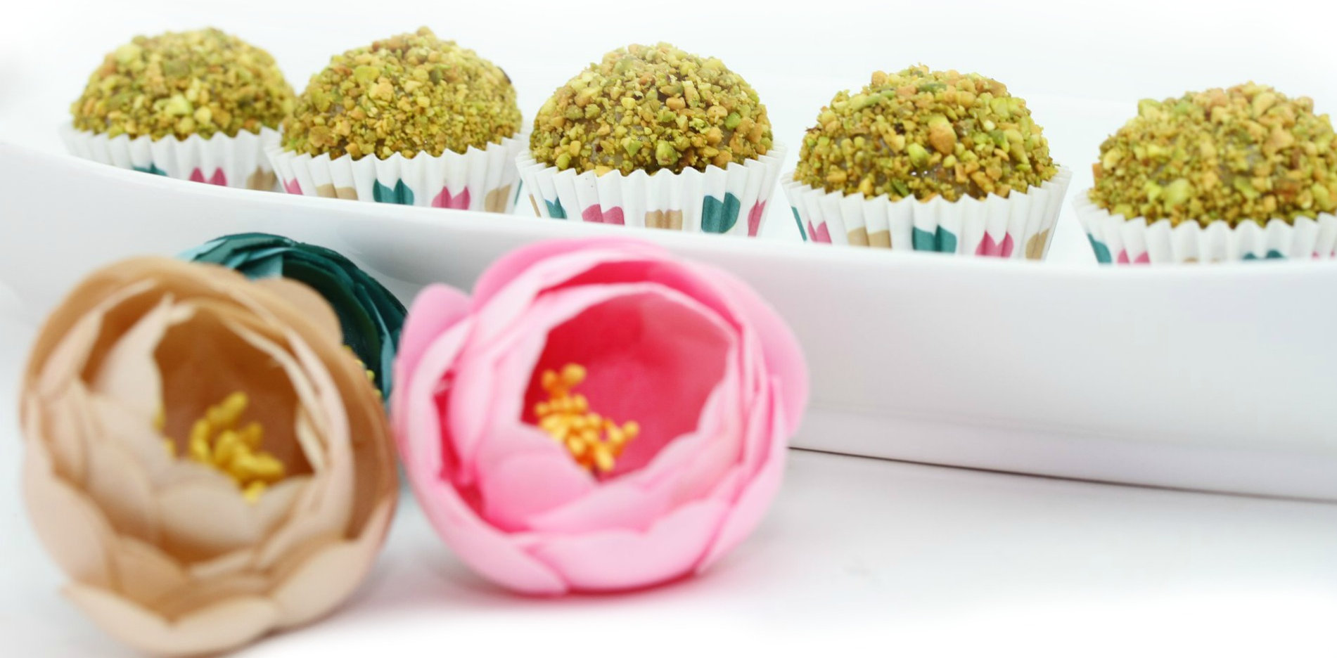 Brigadeiros available for sale now... Contact us for wholesale orders