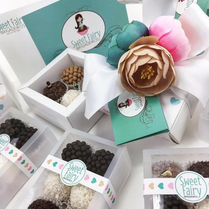 Brigadeiro Box - Perfect Gift