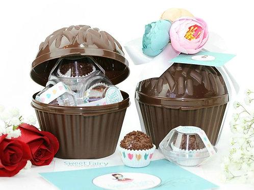 Brigadeiro Shaped Chocolate Box