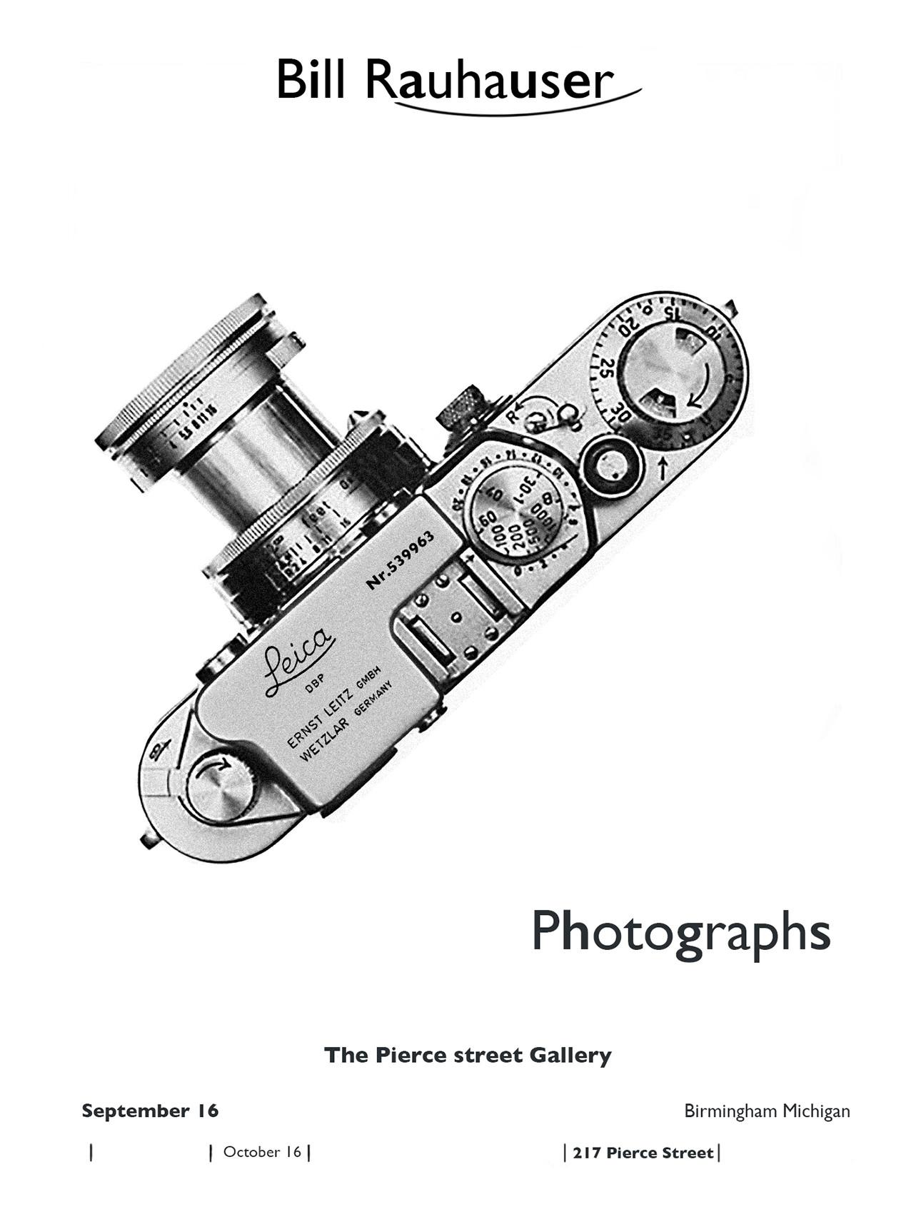 Leica Bill Rauhausser