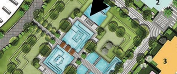 Dejoya New Capital Map Layout