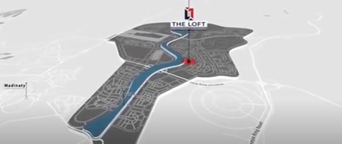 The Loft New Capital Location