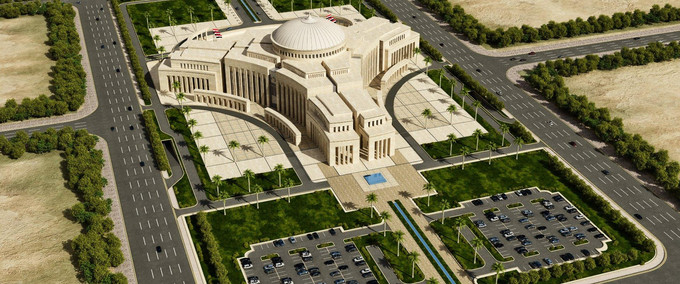 Scenario New Capital Layout